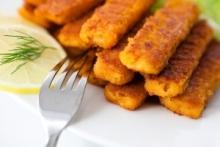 Fischstäbchen - Freitag Spezial